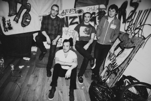 Photo by Daniel MullerThe Menzingers got their start in Scranton, Pa., and now are based in Philadelphia.